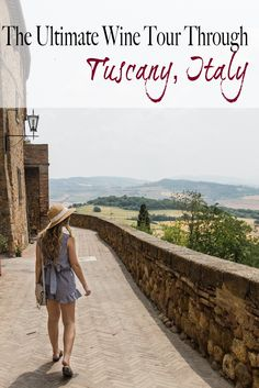 58970af75557 Shannon Jenkins of Upbeat Soles talks about the how to do a wine tour  around Tuscany