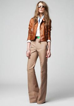 fcb4968999ff4 Kate H if she were riding a motorcycle. to the office  newcloset