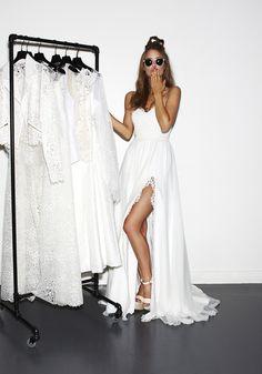 Robe de mariée Rime Arodaky collection 2016