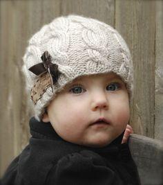 Ravelry: Ella Hat by Heidi May