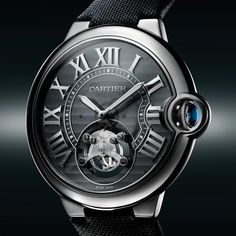 cartier | Cartier Id One Concept Watch – Dazzling Piece of Ornament For Your ...