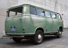 1959 Borgward Goliath 1100 Express For Sale Rear