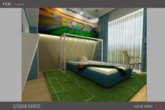 boy bedroom :)