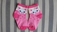 Children baby kids girl cute 3D carton pattern outdoor socks fit 2-4 years #Handmade #Casual