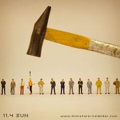 . 11.4 sun -Identity- . 出る杭は打たれる⁉ . 【本日の記念日】 DIYの日(毎月第1日曜)、etc… #tanacalendar .