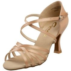 Capezio Women's Rosa Social Dance Shoe,Camel M US. This shoe's sizing is equivalent to street shoe size. Latin Dance Shoes, Dancing Shoes, Baile Latino, Salsa Shoes, Social Dance, Salsa Dress, Ballroom Dance Shoes, Dance Costumes, Dance Wear