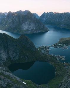Sebastian Scheichl Lofoten Islands