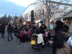 Niagara Icewine Festival 2013 - Jordan Village Street View, Events, Happenings