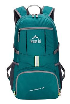 Venture Pal Lightweight Packable Durable Travel Hiking Backpack Daypack (Army Green). For product & price info go to:  https://all4hiking.com/products/venture-pal-lightweight-packable-durable-travel-hiking-backpack-daypack-army-green/