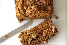 Vegan Carrot, Apple & Walnut Bread after Juicing! | Vegan Youth