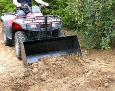 Cabela 39 s swisher atv dump bucket attachment atv atv - Quad cities craigslist farm and garden ...