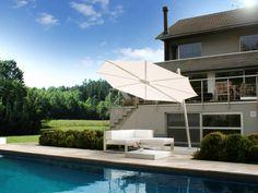 SPECTRA Round parasol przeciwsłoneczny UMBROSA