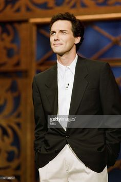 Comedian/actor Norm MacDonald on August 1993 -- Photo by: Margaret Norton/NBC/NBCU Photo Bank Get premium, high resolution news photos at Getty Images Seth Macfarlane, Norm Macdonald, August 5th, Man Crush Monday, Snl, Comedians, Random Things, Actors & Actresses, Shirt Designs