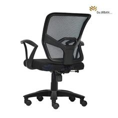 Rating : 3.1 out of 5  Reviews : More than 100 reviews about it.  The reviews and rating indicate it is a good one  It's approximate price is Rs. 4,500 Best Computer Chairs, Student Chair, Rs 4, Mesh Chair, Home Office Chairs, Study Office, In The Heights, India, Urban