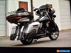 Cars and Motorcycles for Sale Harley Davidson Cvo, Harley Davidson Touring, Bagger Motorcycle, Road Glide, Motorcycles For Sale, Cars For Sale, Baggers, Chopper, Madness
