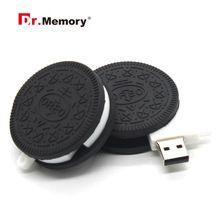 usb flash drive oreo mdel pen drive 2g/4g/8g/16g sub stick on hot sale flash memory stick usb 2.0 free shipping U disk(China (Mainland))