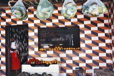 Fruit shop. Ethiopia