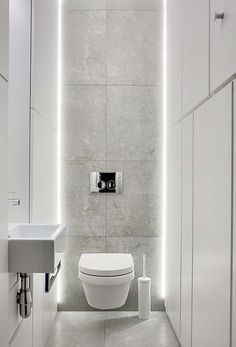 Zdjęcie numer 10 w galerii - Jak zaaranżować małą toaletę, żeby była wygodna?