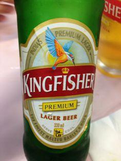 Kingfisher. (India)