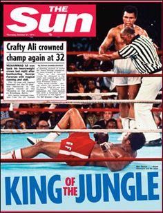 1974: Muhammad Ali defeats Sonny Listen