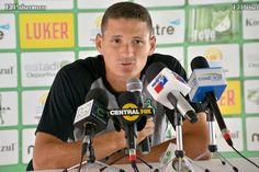 Camilo Ceballos quiere quedarse en la titular del Deportivo Cali