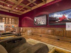 Luxury Game Room