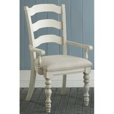 Hillsdale Furniture Pine Island Arm Chair (Set of 2)