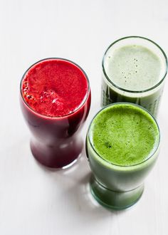 Juicing 101: 3 Recipes to Get You Started - Henry Happened