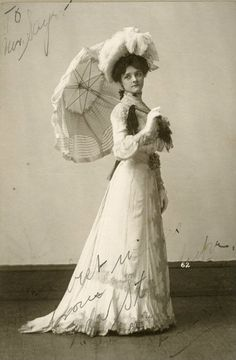 Ida Stanhope, 1903                                                                                                                                                                                 More