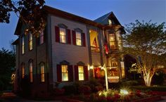Aerie Bed and Breakfast - New Bern, North Carolina. New Bern Bed and Breakfast Inns