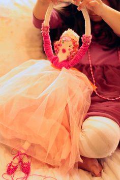 Handmade Ragdoll Princess OOAK Cloth Doll by EagleAndPhoenixGoods on Etsy