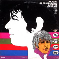 The Best Of Eric Burdon and the Animals (1967) - Eric Burdon and the Animals