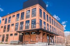 WEST+GALT+Condo+Apartment+for+sale:++1+bedroom+713+sq.ft.+(Listed+2019-04-05) Cambridge, Bike Room, Outdoor Water Features, Steel Beams, Exposed Wood, Wood Blinds, Rooftop Terrace, School Architecture, Apartments For Sale