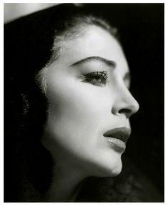 Ava Gardner by George Hoyningen-Huene 1956