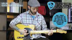 Lick 275/365 - Classic Blues Lick in C#m | 365 Guitar Licks Project