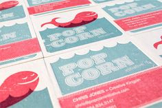 I will have a letterpress business card eventually. This rocks my world.