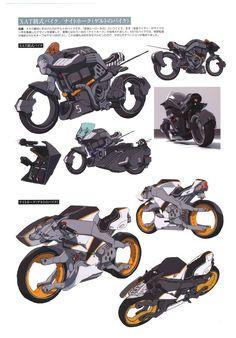 #transportation #design #concept #sci #fi #transportationdesignconceptscifi Blassreiter Robot Concept Art, Weapon Concept Art, Concept Cars, Spaceship Concept, Futuristic Motorcycle, Futuristic Cars, Futuristic Vehicles, Motorcycle Design, Bike Design