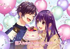 Manga Couple, Anime Love Couple, Cute Anime Couples, Me Anime, Anime Manga, Anime Guys, Vocaloid, Koi, Zutto Mae Kara