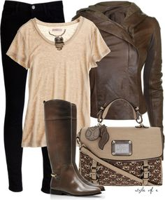 """Owl Purse"" by styleofe ❤ liked on Polyvore"