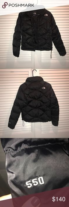 🌟🌟🌟The North Face Jacket🌟🌟🌟 Black North Face puffer jakcet. Size small/petite. 550 goose down.  🌟I ship same day if purchased before 4 pm 🌟Smoke/pet free home 🌟Open to trades 🌟Open to offers The North Face Jackets & Coats Puffers