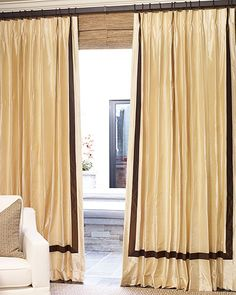 The Silk Hotel Drapery Collection... This company has blackout lining available