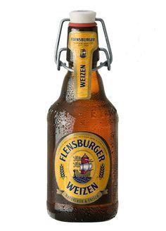 Flensburger Weizen, German Hefeweizen 5,1% AVB (Flensburger Brauerei, Alemania) [septiembre 2016]