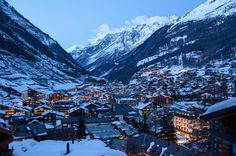 25 Wonderful Small Places You Think Don't Exist On Our Planet Small Places, Places Around The World, Places To See, Around The Worlds, Zermatt, Beautiful World, Beautiful Places, Beautiful Streets, Holland