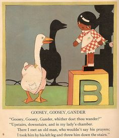 book illustration by Fern Bisel Peat
