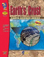Earth's Crust Gr. 6-8. Download it at Examville.com - The Education Marketplace. #scholastic #kidsbooks @Karen Echols #teachers #teaching #elementaryschools #teachercreated #ebooks #books #education #classrooms #commoncore #examville