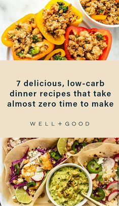 dinner ideas Healthy Food To Lose Weight, Healthy Eating, Healthy Meals, Low Carb Veggies, Superfood Recipes, Most Nutritious Foods, Low Carb Dinner Recipes, Fresh Pasta, Heart Healthy Recipes