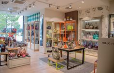 We proudly present our new #GGL store in #Munich! #PasingArcaden #münchen #architecture #decoration #colors