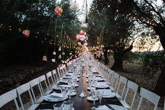 Image by Giuseppe Marano - Laure de Sagazan Gown | Outdoor Italian Wedding | San Giovanni Battista Church | Commenda di San Calogero…