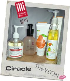 A tale of four cleansers….. TheYeon, illi and Ciracle Review | Unboxing Beauty