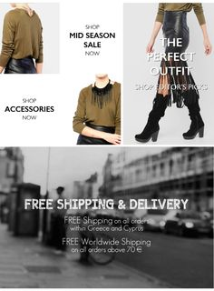 BSB Fashion Newsletter F/W 15/16-Editor's picks for November  Shop online >> www.bsbfashion.com